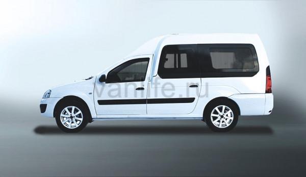 Lada Largus в новой версии