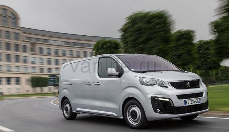 Технические характеристики Peugeot Expert