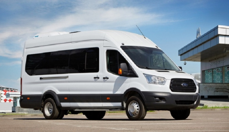Ford Sollers существенно увеличила продажи Transit в регионах