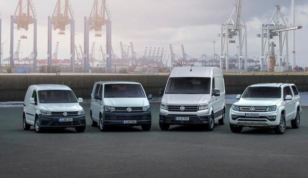 Volkswagen Коммерческие автомобили: рост продаж в марте продолжается