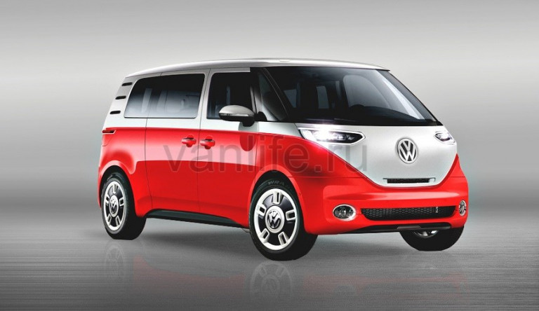 В ожидании нового Volkswagen Microbus