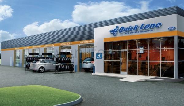 Ford Quick Lane – открылись первые сервисные центры в России от Ford Sollers