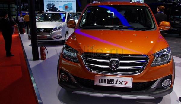 LCV Foton Toano и минивэн MPV Foton Gratour от китайской компании Foton готовятся к выходу на российский рынок.