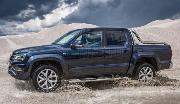 Volkswagen Amarok вошел в топ 5 номинантов в категории «Легкий коммерческий автомобиль/пикап»