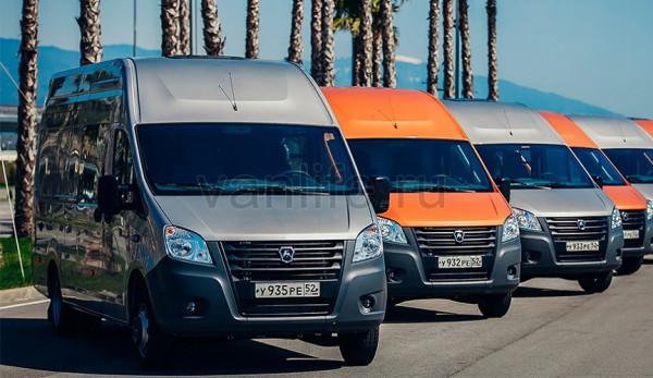 Российский рынок автомобилей LCV в марте сохранил 6-ую позицию в Европе