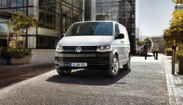 Продажи лёгкого коммерческого транспорта марки Volkswagen в апреле