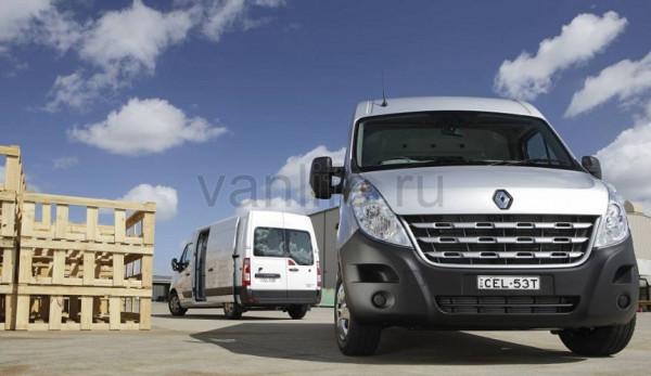 Рост продаж автомобилей LCV в Украине в апреле
