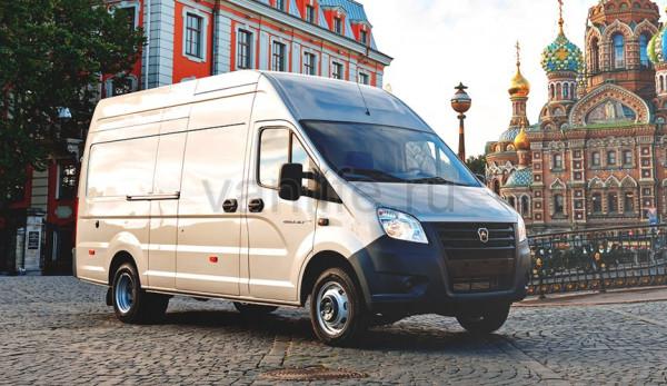 Положение российского рынка лёгкого коммерческого транспорта в апреле