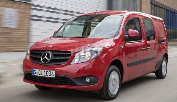 Технические характеристики «Mercedes-Benz Citan Euro 6»