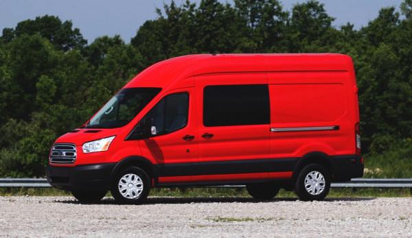 Компания Ford отзывает фургоны Transit в Северной Америке