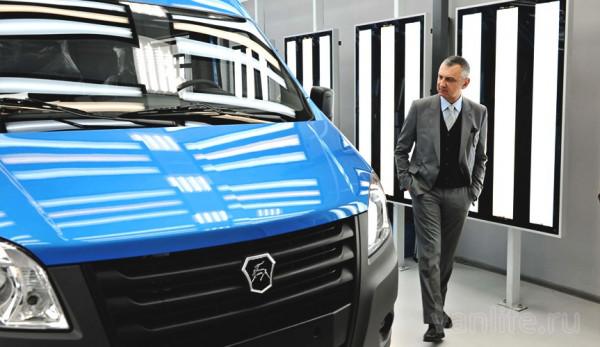 Группа ГАЗ» отправляет автомобили «ГАЗель NEXT» в Иорданию