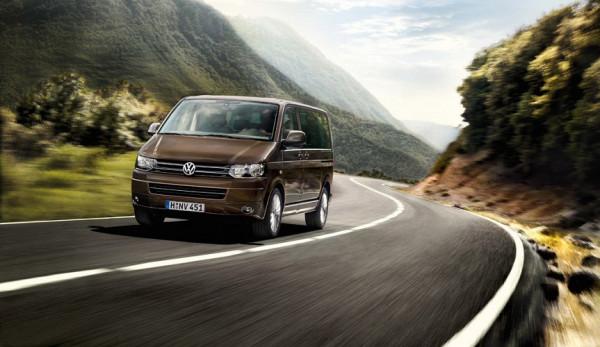 Марка Volkswagen Коммерческие автомобили: рост продаж в июне на 46%