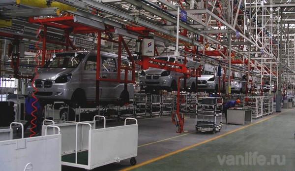 Renault и Brilliance откроют совместное предприятие по производству легких коммерческих автомобилей в Китае