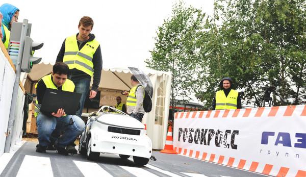 Фонд Олега Дерипаски «Вольное Дело» и «Группа ГАЗ» подвели итоги «РобоКросса-2017»