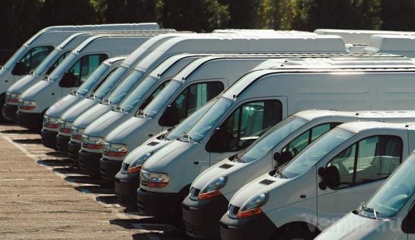 Увеличение продаж новых автомобилей LCV в Санкт-Петербурге за первые пять месяцев года