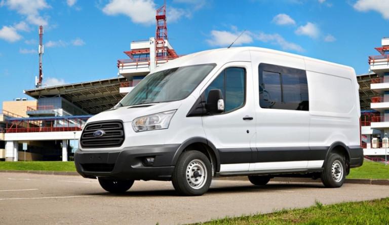 Новые спецверсии на базе Ford Transit можно заказать напрямую у Ford Sollers