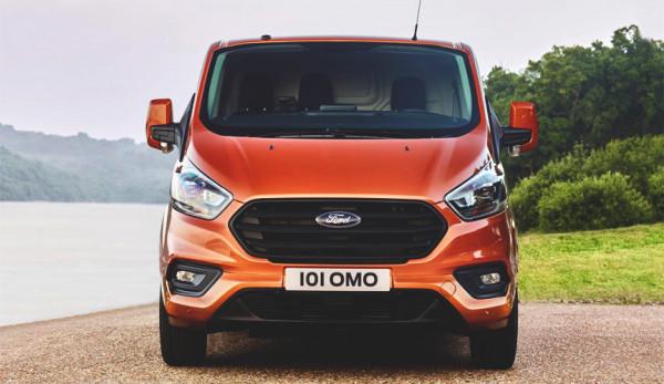 Технические характеристики Ford Transit Custom