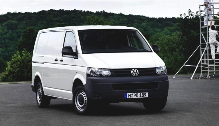 Рост объема общемировых поставок марки Volkswagen Коммерческие автомобили в первом полугодии составил 5%
